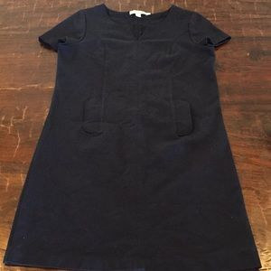 Boden Navy pocket dress tunic